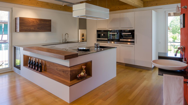 Inspiration Küche high tech küche koch fürs leben