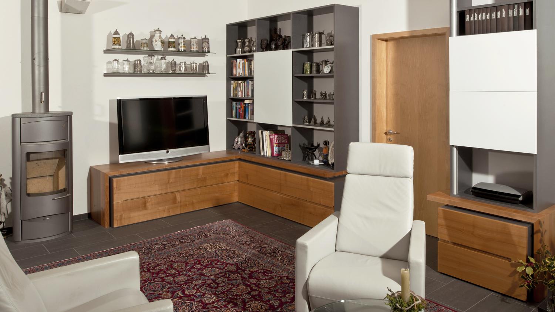 Wohnzimmer-Möblierung - Koch fürs Leben